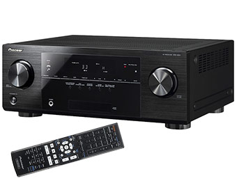 Extra $180 Pioneer VSX-822-K 700W 5.1 Home Theater Receiver