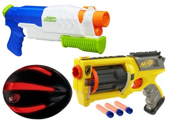 40% or More Off Nerf Blasters, Super Soakers, and Sports Toys