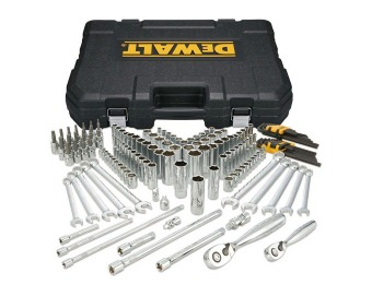 70% off DeWalt DWMT72164 Mechanics Tool Set (156-Piece)