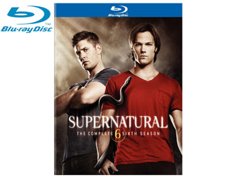 65% Off Supernatural - Complete 6th Season (Blu-ray) (4 Discs)