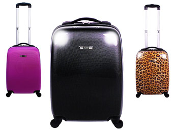 "63% Off Travel Concepts Modena 22"" Hardside Carry-On Luggage"