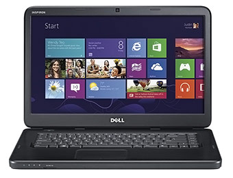 "Deal: Dell Inspiron 15.6"" LED HD Laptop (Intel/4GB/320GB)"