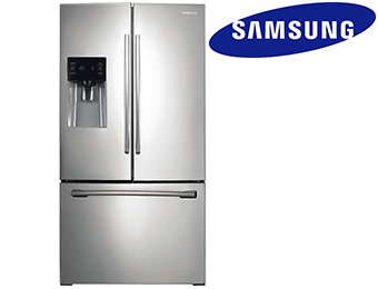 $710 off Samsung 25.6 Cu Ft French Door Stainless Refrigerator