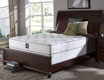 $926 Off Serta Karlie Plush California King Mattress
