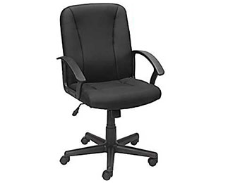 56% off Staples Lockridge Fabric Managers Chair