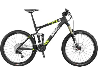 58% off BMC Trailfox TF02 Trailcrew SRAM X9 Mountain Bike