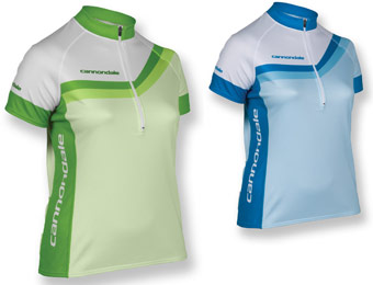 64% Off Women's Cannondale Toga Bike Jersey, 2 Colors