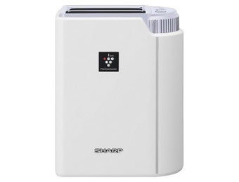 $60 Off Sharp Plasmacluster Ion Generator Air Purifier