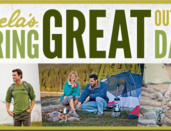 Cabela's Spring Event - The Largest Sale of the Season