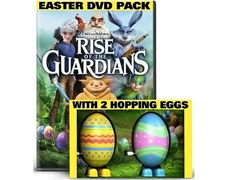 50% off Rise Of The Guardians DVD