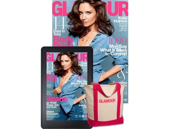 98% off Glamour Magazine All Access 12 Month Subscription
