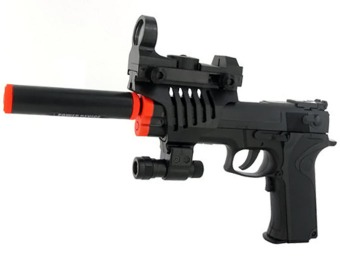 74% off Tactical Model 2023A FPS-150 Blowback Airsoft Pistol