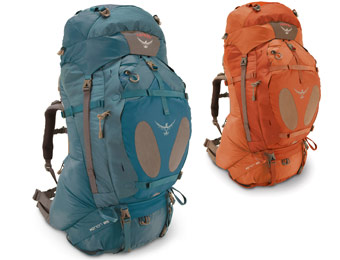 $200 Off Women's Osprey Xenon 85 Hiking Pack, 2 Colors