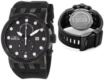 92% Off Invicta 10427 DNA Racer Chronograph Carbon Fiber Watch