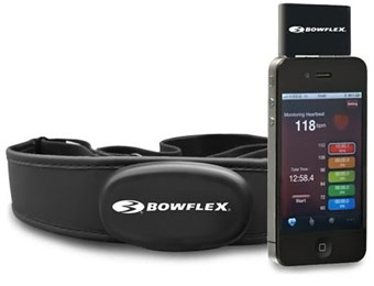 83% Off Bowflex iConnect Heart Rate Monitor iPhone Kit