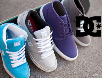 Up To 77% Off DC Shoes, Clothing & Accessories