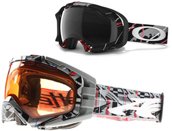 Up To 70% Off Select Oakley and Arnette Goggles