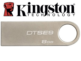 55% off Kingston DT Special Edition 8GB USB 2.0 Flash Drive