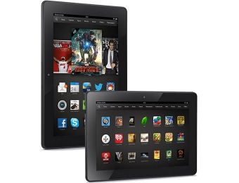 "$140 off Kindle Fire HDX 8.9"" Tablet, 32 GB, Wi-Fi"