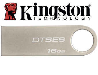 60% off Kingston DT Special Edition 16GB USB 2.0 Flash Drive