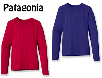 32% Off Patagonia Gamut Women's T-Shirt, 2 Colors Available