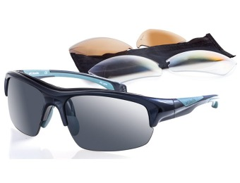 83% off Columbia Peak X Sunglasses w/ Changeable Lenses