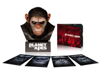 54% off Dawn of the Planet of the Apes: Caesar's Warrior Collection