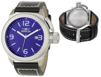 89% Off Invicta 1109 Corduba Collection Leather Watch