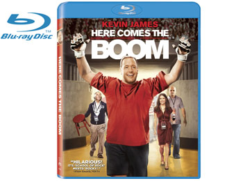 58% Off Here Comes the Boom (Blu-ray)