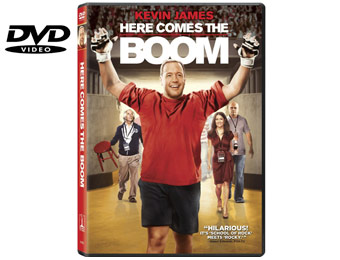 68% Off Here Comes the Boom (DVD)