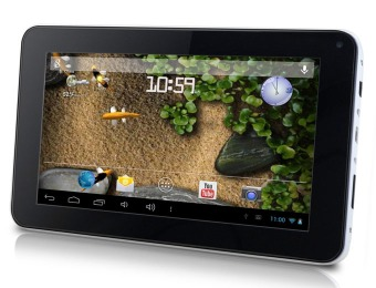 51% off Sungale ID712WTA 7-Inch Dual Camera Android Tablet