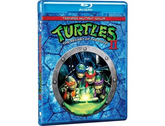67% off Teenage Mutant Ninja Turtles II: Secret of the Ooze