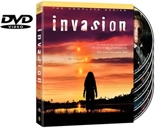 71% Off Invasion - The Complete Series (DVD)