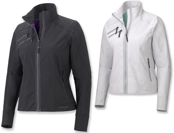 51% Off Marmot Zoom Soft-Shell Women's Jacket, 2 Colors