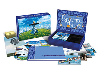 66% off The Sound of Music 45th Anniversary Blu-ray/DVD Box Set