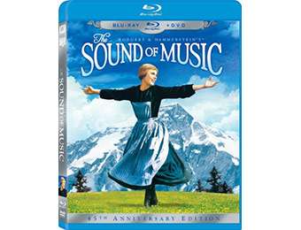 49% off The Sound of Music (3-Disc 45th Anniv. Blu-ray/DVD Combo)