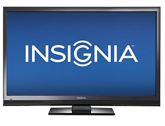 "Extra $120 off Insignia NS-50L240A13 50"" LCD 1080p HDTV"