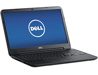 "Deal: Dell Inspiron 15.6"" WLED Laptop (Intel/4GB/500GB)"