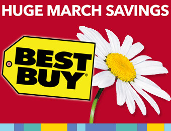 Huge March Savings at Best Buy - Limited Quantities