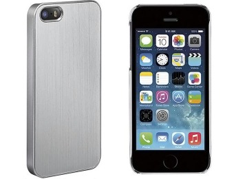 97% off Dynex Metal Effects Case for Apple iPhone 5 and 5s
