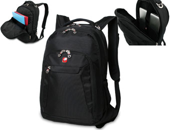65% Off Wenger SwissGear SA9998 Laptop Backpack