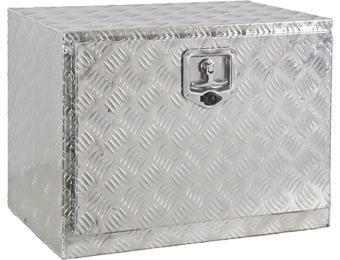 "$150 off 24"" Aluminum Under Body Truck Tool Box"