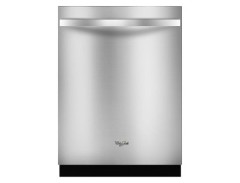 "61% off Whirlpool Gold Series 24"" Built-in Dishwasher, WDT790SAYM"