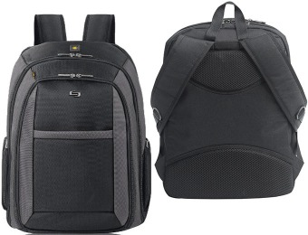 49% off Solo Sterling Collection Security-Friendly Laptop Backpack