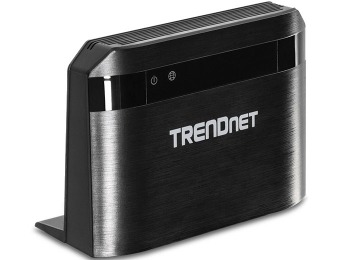 75% off TRENDnet Wireless AC750 Dual Band Router, TEW-810DR