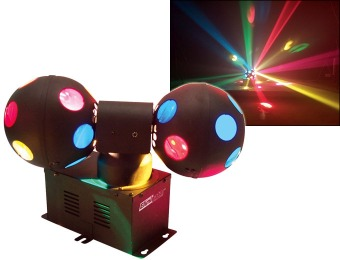 $181 off Eliminator Lighting Special Effect Series Cosmo Balls