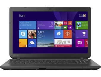 "38% off 15.6"" Toshiba Satellite C55D-B5212 Laptop"