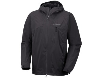 68% off Columbia Tech Attack Shell Waterproof Jacket, 4 Styles