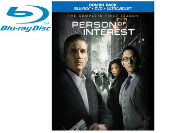 62% Off Person of Interest - Complete 1st Season (Blu-Ray)