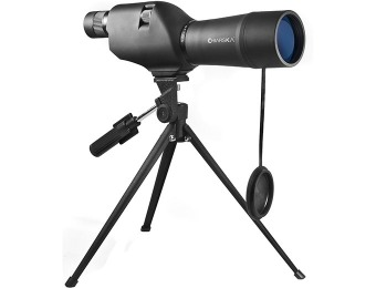 71% off Barska 20x-60x Waterproof Spotting Scope with Tripod